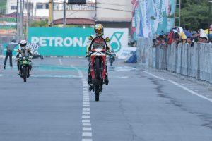 Syafiq Rosli berharap dapat meraih podium di halaman sendiri.